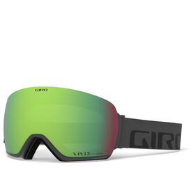Giro Article Gafas Hombre, grey/vivid emerald/vivid infrared